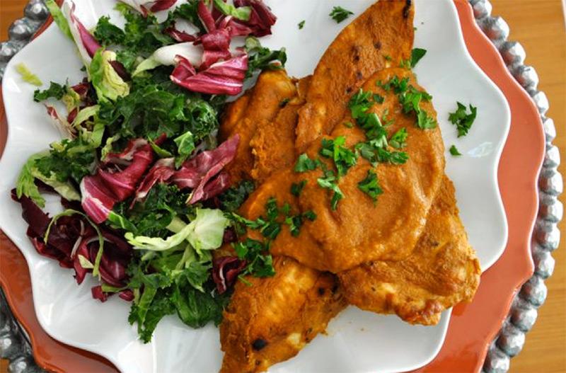 Southwestern Chicken Dinner